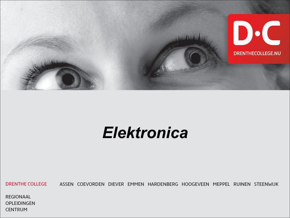 Als Middenkaderfunctionaris Elektronica heb je kennis op onder anderen het gebied van de moderne elektronische communicatie zoals analoge en digitale techniek, telematica, netwerken en computertechniek.