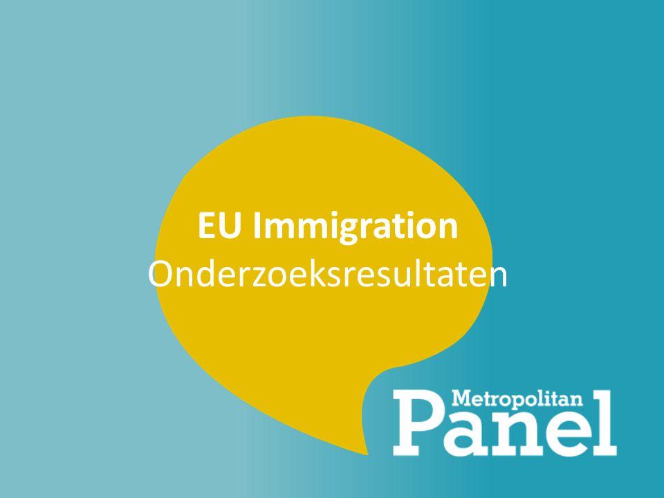EU Immigration Onderzoeksresultaten