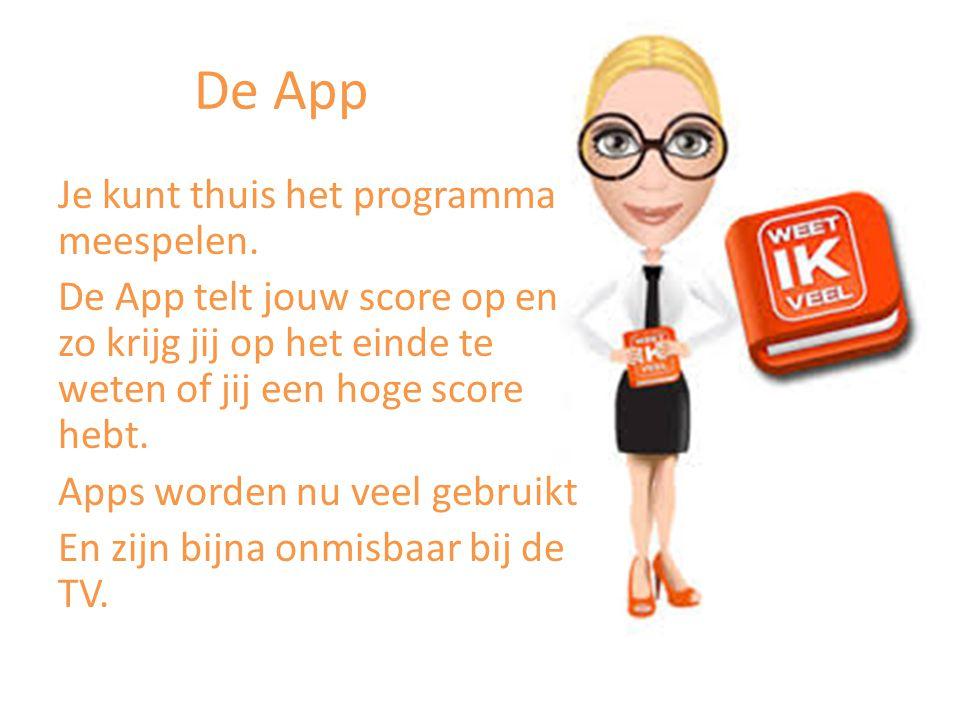 3 TRENDS -De App voor iPhone & Android - Swipeboard van Linda de Mol - Wedstrijdmentaliteit