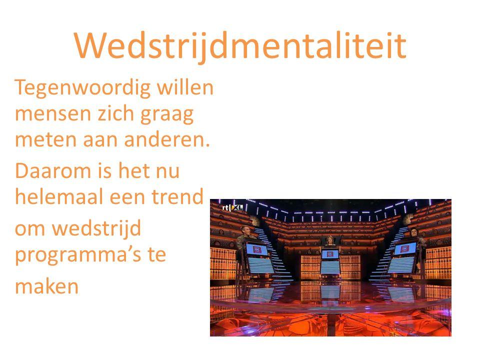 Swipeboard Linda de Mol gebruikt tijdens de uitzending van weet ik veel?! Een Swipeboard om scores te zien, maar ook naar de volgende vragen te gaan.