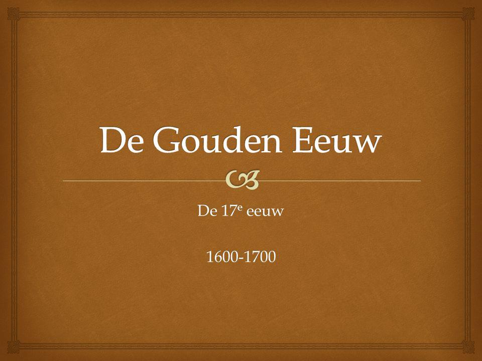   De handel werd in Amsterdam verzameld en doorverkocht.