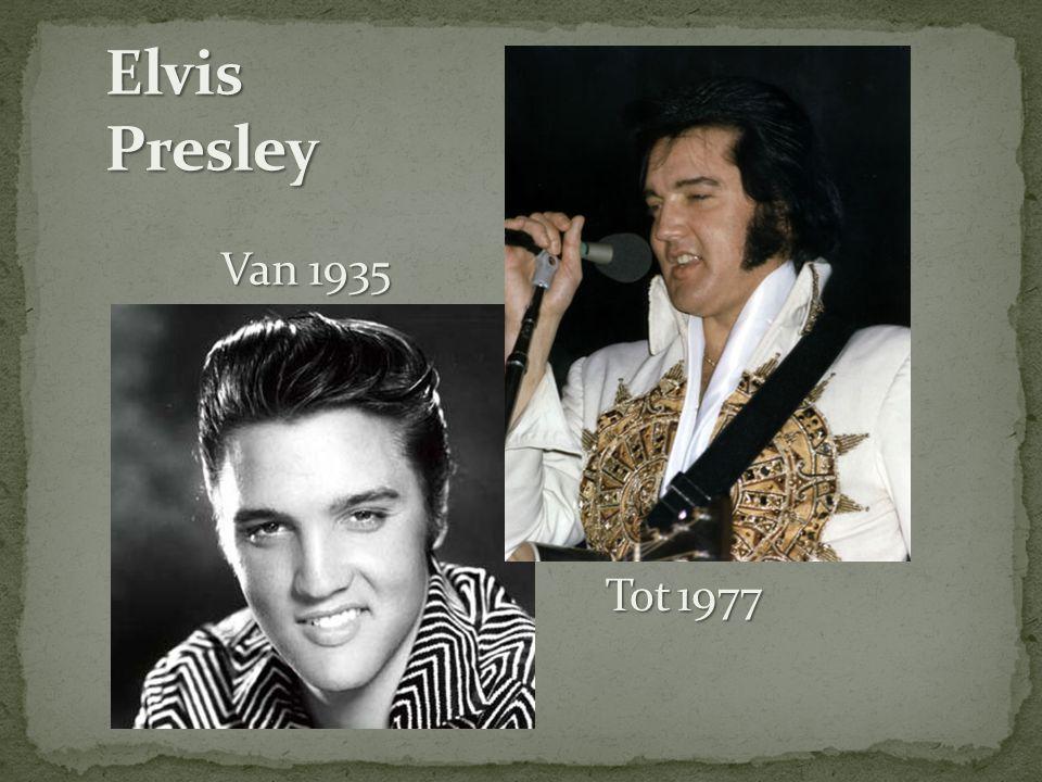 Van 1935 Tot1977 Tot 1977