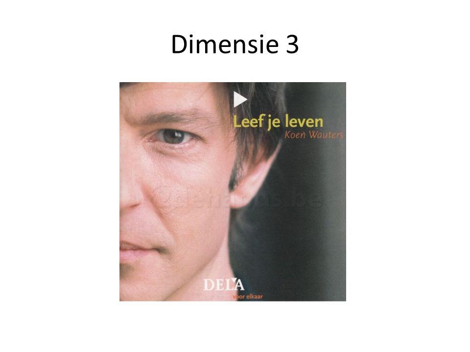 Dimensie 3