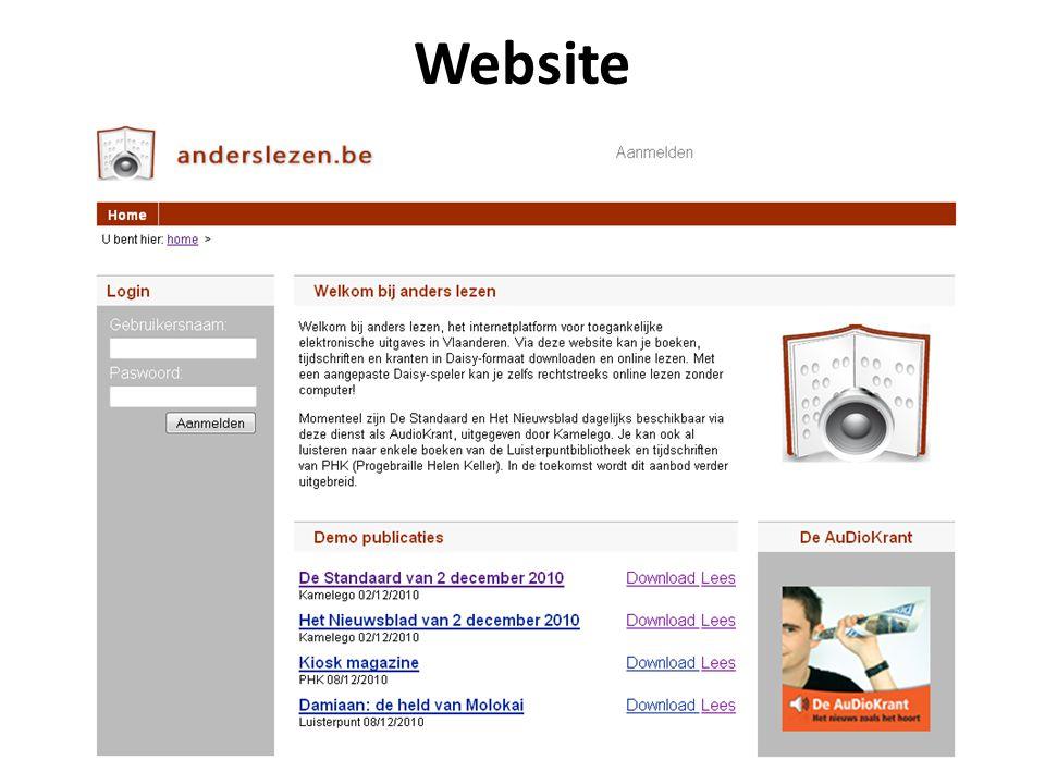 Website - download