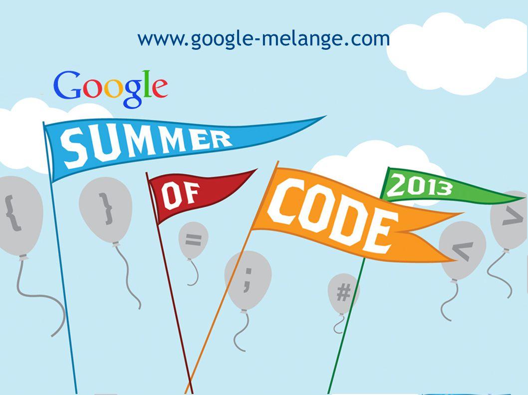 www.google-melange.org www.google-melange.com