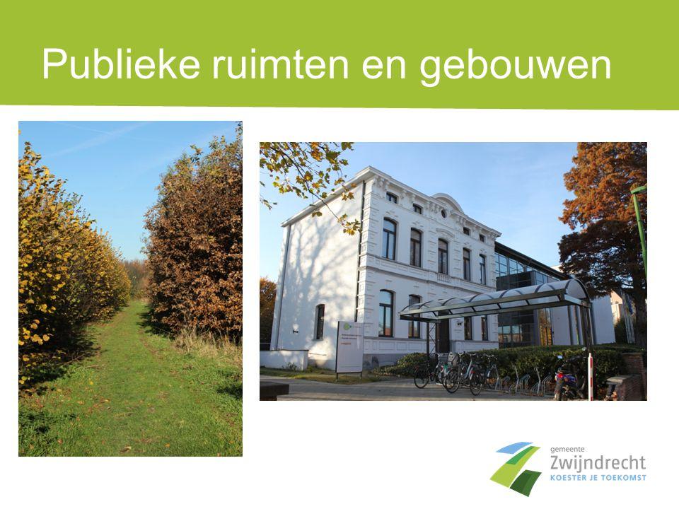 Publieke ruimten en gebouwen