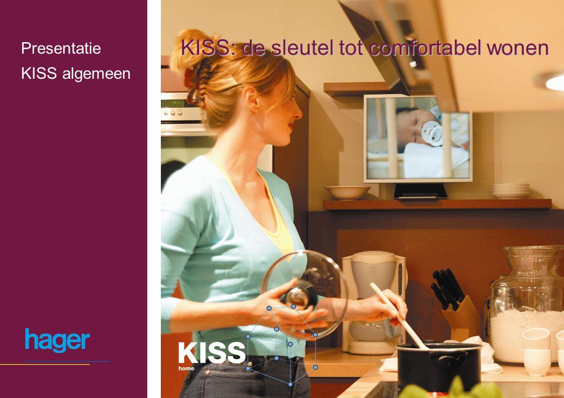 Presentatie KISS algemeen KISS: de sleutel tot comfortabel wonen