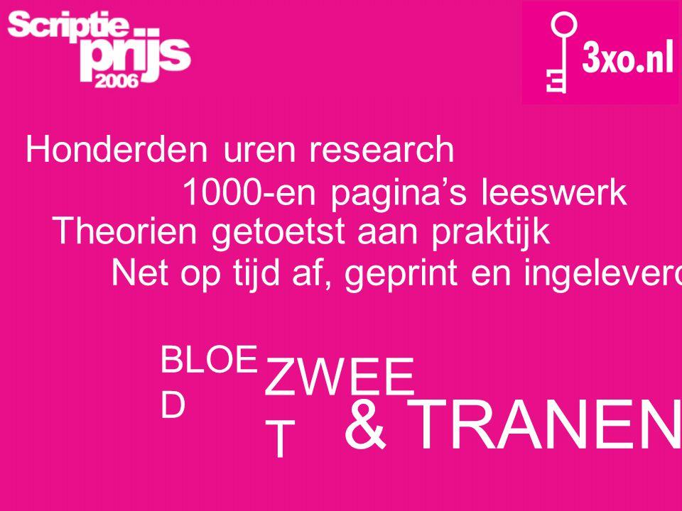 De finalisten Tom Steffen Nick Esther Lieke Bianca filmpje