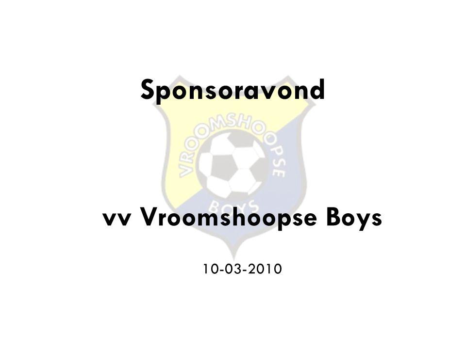 Sponsoravond vv Vroomshoopse Boys 10-03-2010