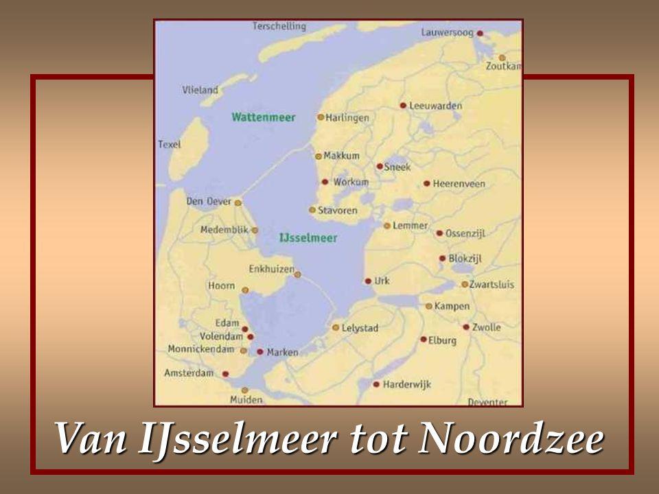Van IJsselmeer tot Noordzee