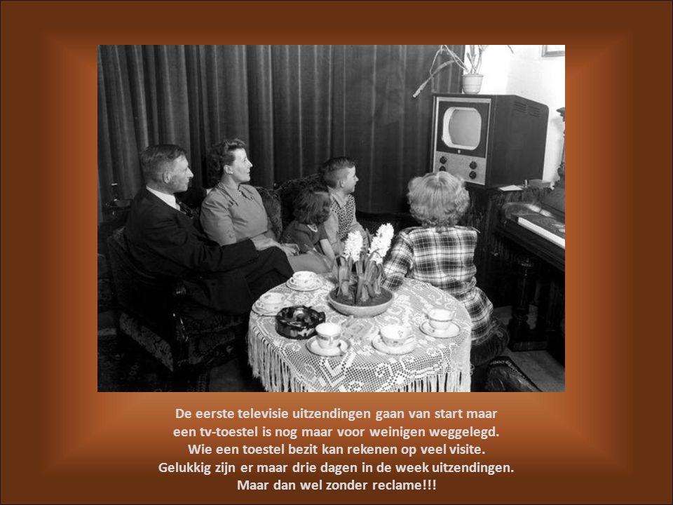 Het bezit van een radiotoestel is algemeen geworden.