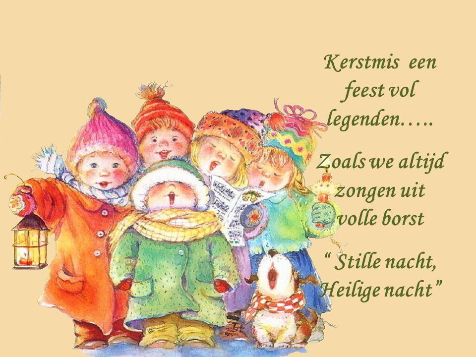 Toen ik een kind was bestond er bijna geen tv. Film was alleen in grote steden De magie van kerst moest thuis worden gecreëerd.