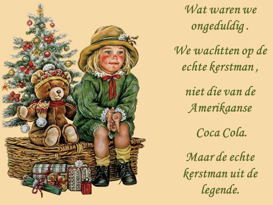 Kerstmis een feest vol legenden…..