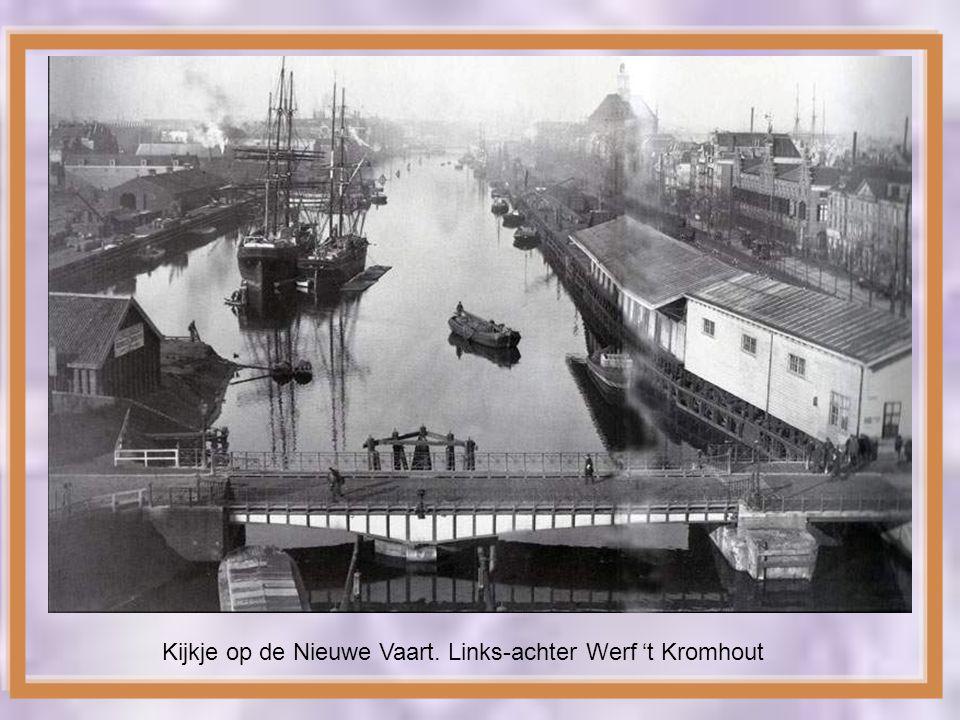 WERF 't KROMHOUT 1900