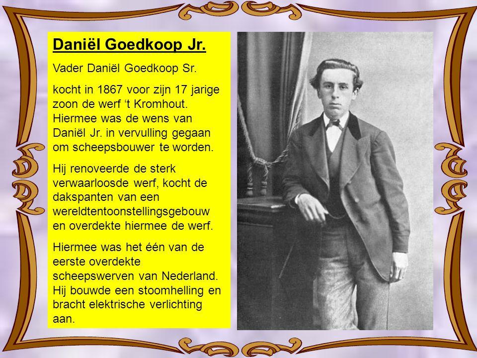 Daniël Goedkoop Jr.Vader Daniël Goedkoop Sr.