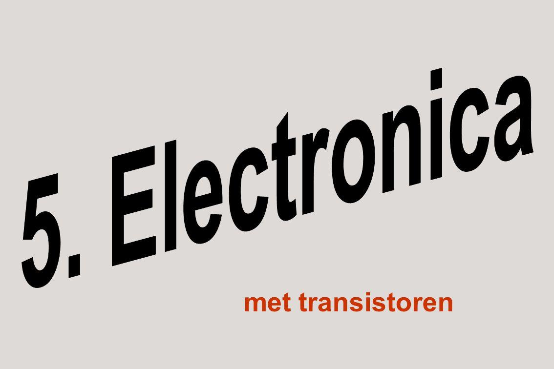 met transistoren