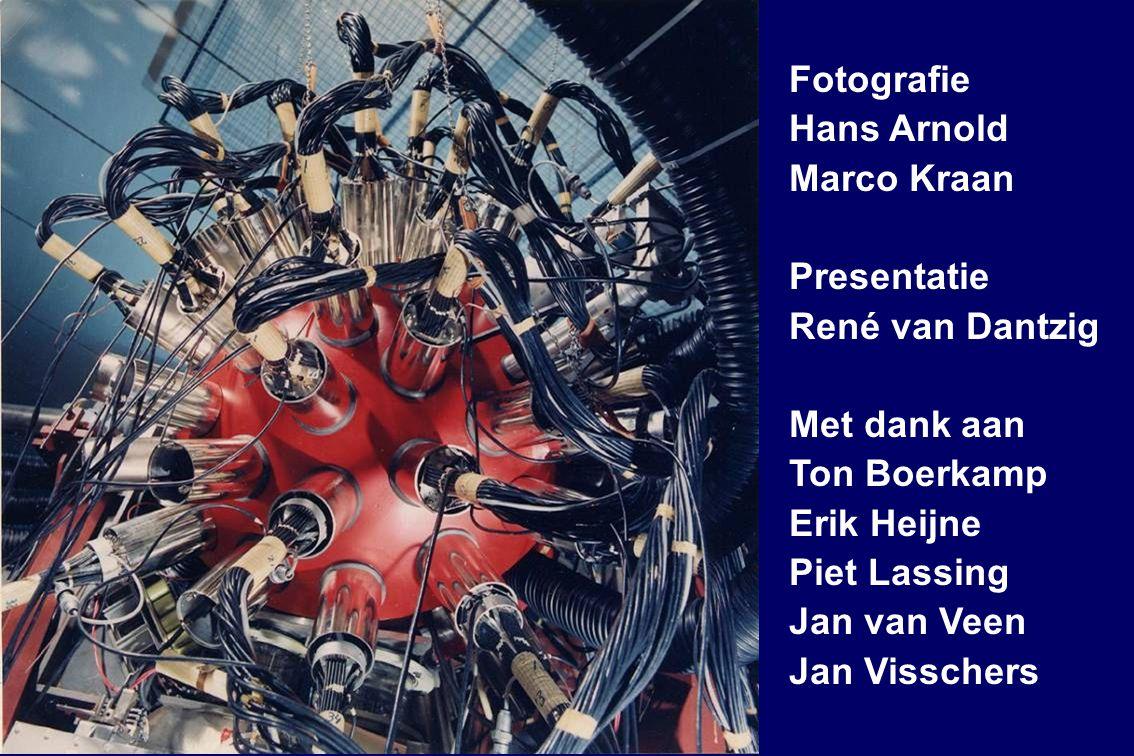 Fotografie Hans Arnold Marco Kraan Presentatie René van Dantzig Met dank aan Ton Boerkamp Erik Heijne Piet Lassing Jan van Veen Jan Visschers