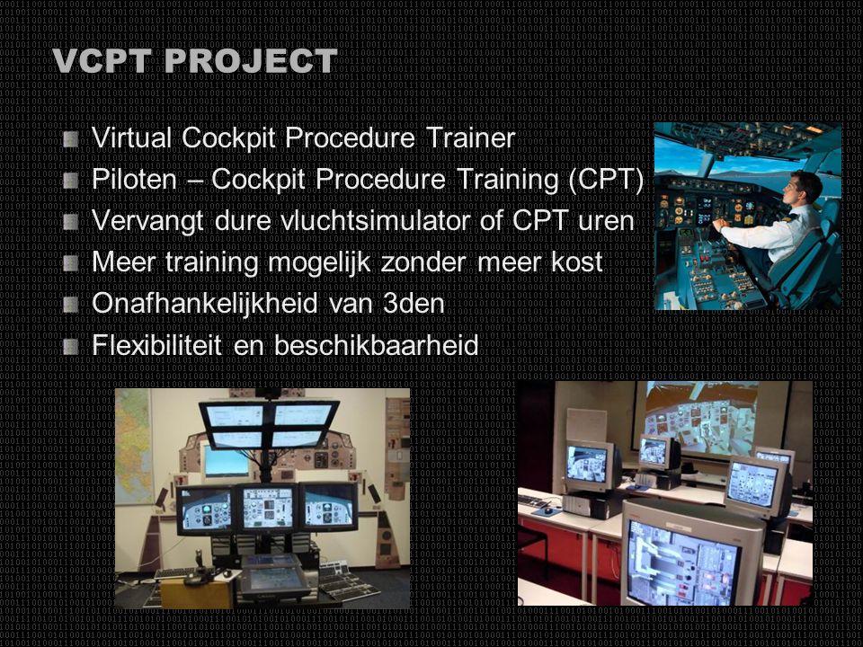 TOEPASSINGEN VAN VR Copyright VSTEP 2003