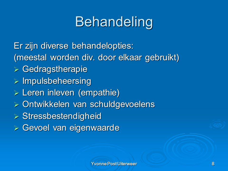 Yvonne Post Uiterweer9 Benadering cliënt M.