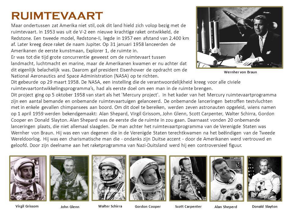 Joeri Gagarin Laika RUIMTEVAART Heel de wereld las meer dan vijftig jaar geleden vol verbazing de kranten. De Russen waren er, eerder dan de Amerikane
