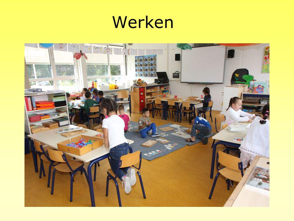 Het planbord De kleuters krijgen elke ochtend een opdracht van de leerkracht.