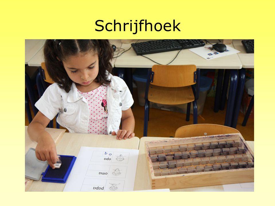 Voorbereiding op groep 3 Bij elk project hoort voor de oudste kleuters een werkboekje en/ of een stempelboekje met verschillende opdrachten.