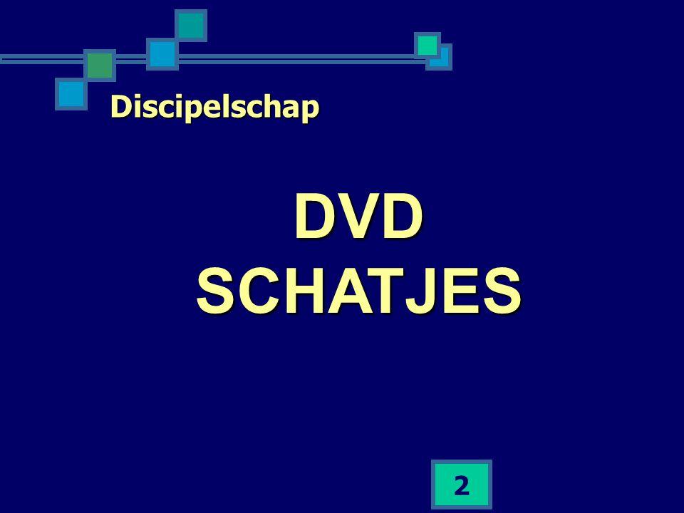 2 Discipelschap DVDSCHATJES