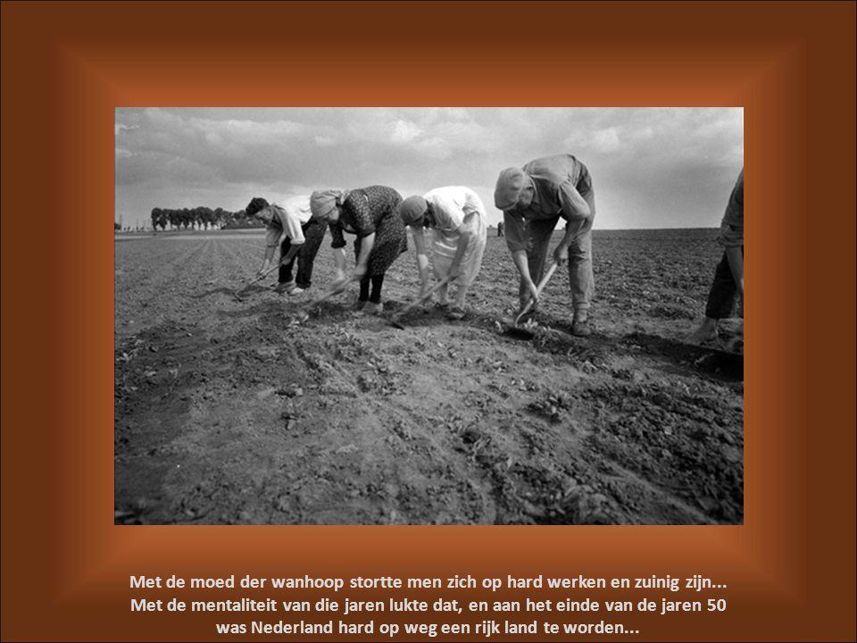 Wat betreft het binnenland, stond deze periode in het teken van Willem Drees, die met zijn vier kabinetten een stempel zette op de samenleving. De soc