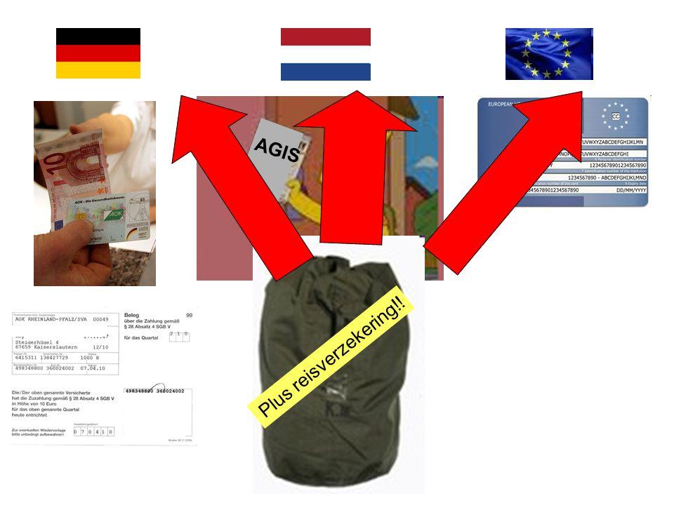 AGIS Plus reisverzekering!!
