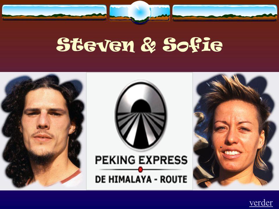 Steven & Sofie verder