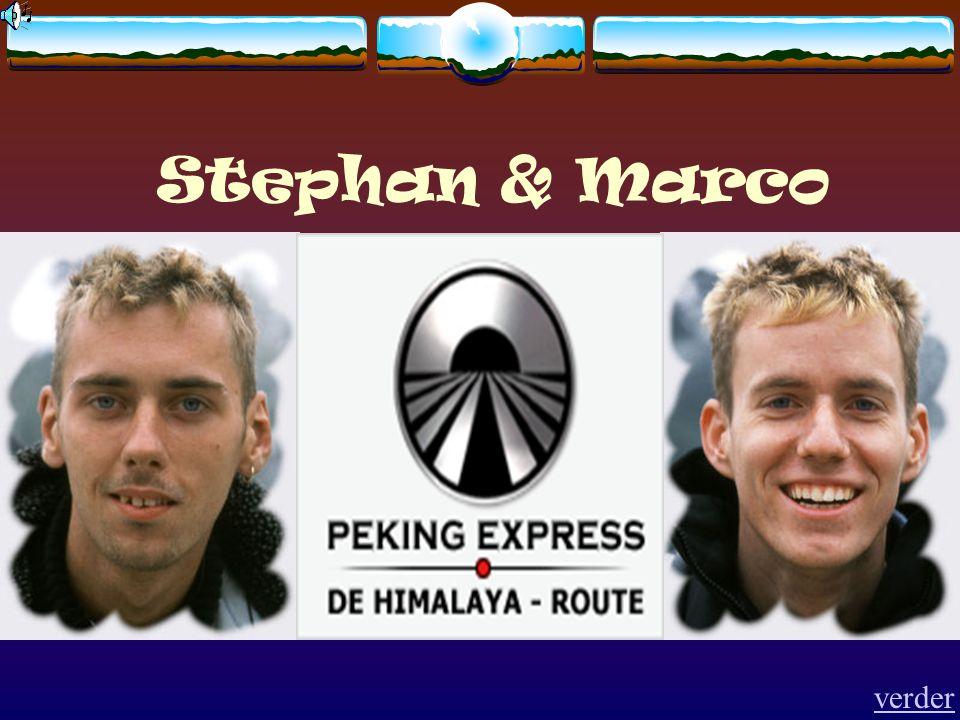 Stephan & Marco verder