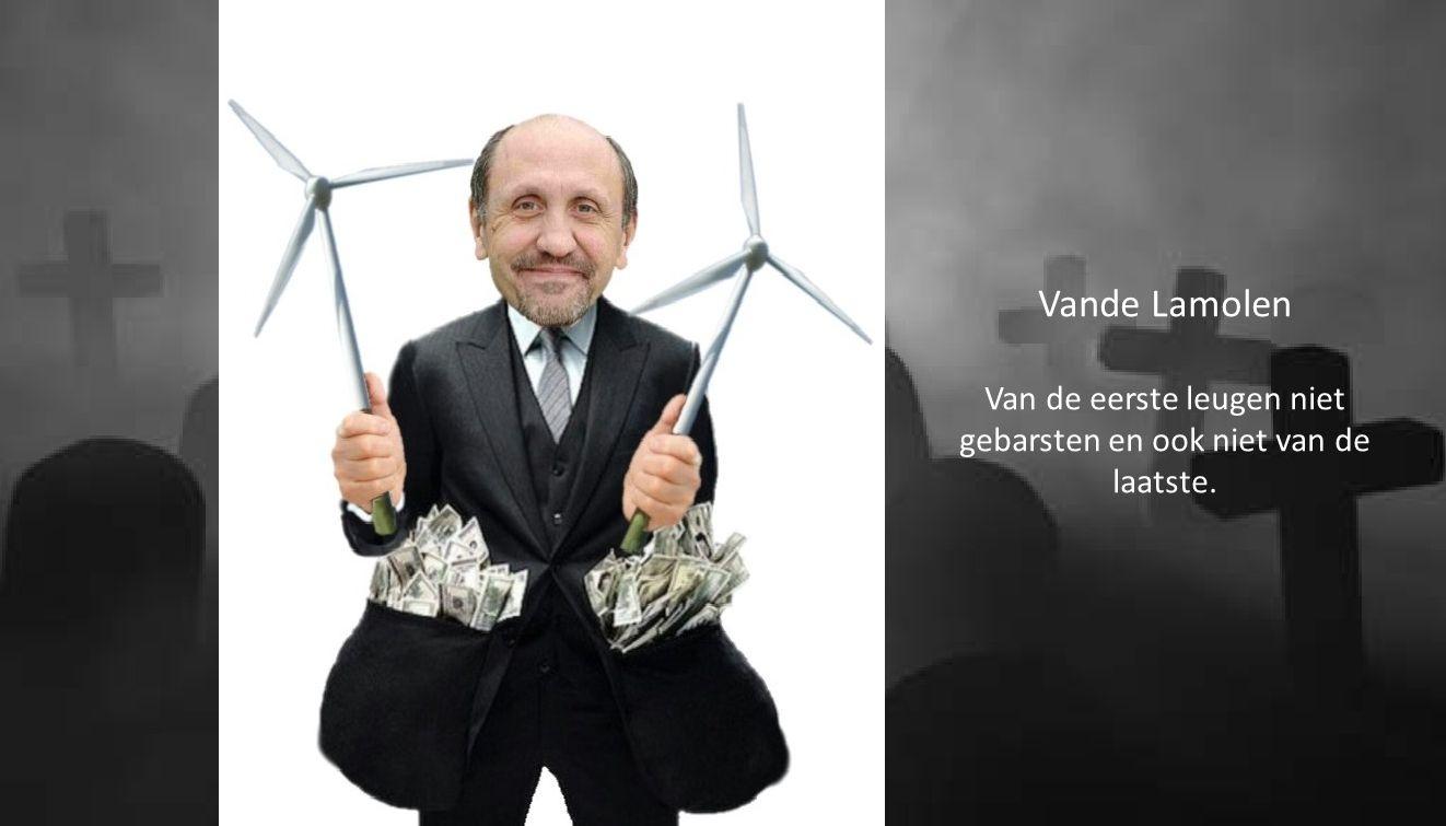 Vande Lamolen Van de eerste leugen niet gebarsten en ook niet van de laatste.