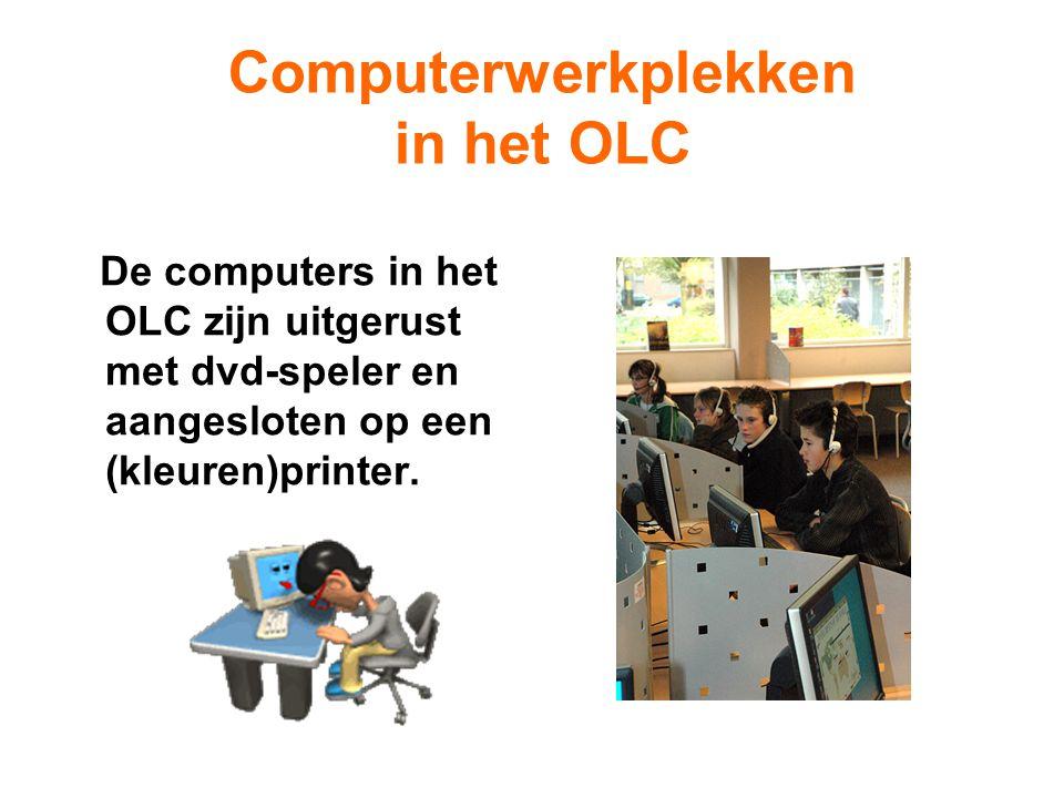 WAAROM EEN OLC? waarin leerlingen in eigen tempo en volgens een eigen leerstijl belangrijke kennis, inzichten en vaardigheden verwerven. De vernieuwin