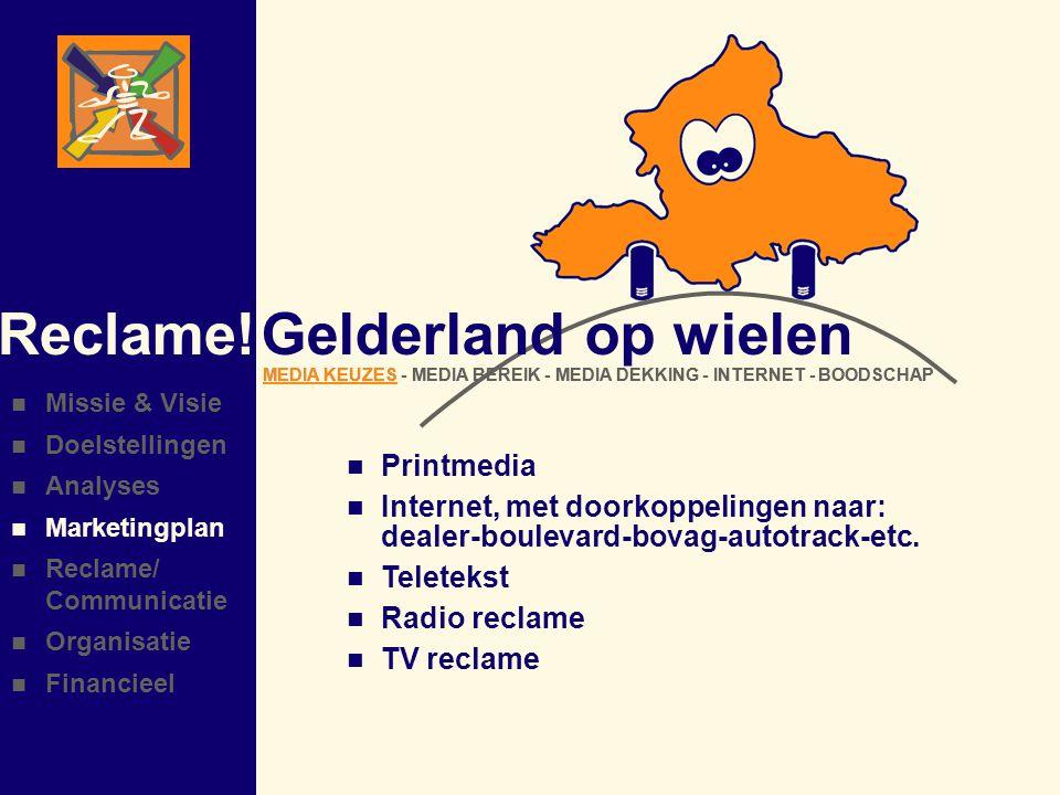 Gelderland op wielenReclame.