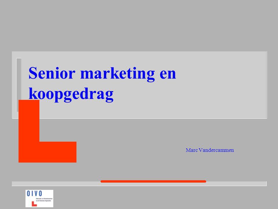 Senior marketing en koopgedrag Marc Vandercammen