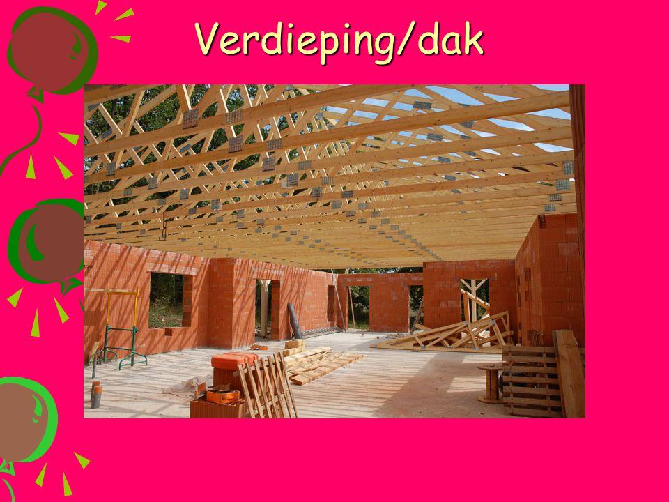 Verdieping/dak