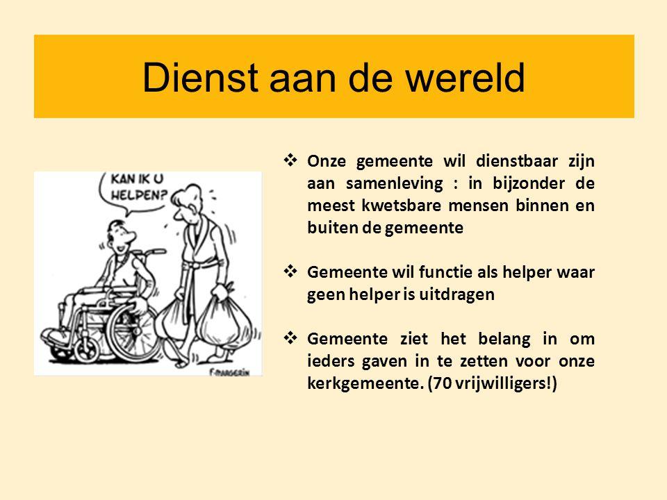 Geschiedenis  1990: Vlijmen-Hedikhuizen krijgt een predikant voor 50%.