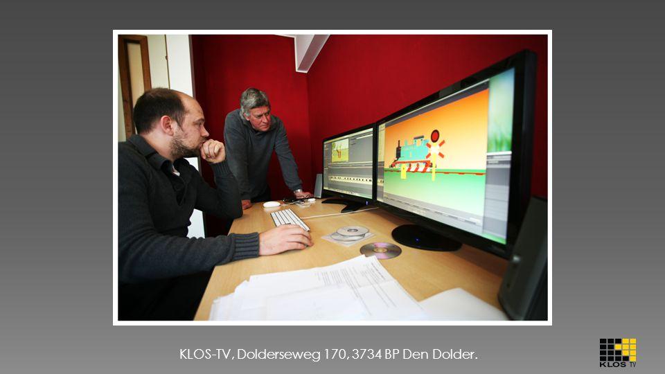 KLOS-TV, Dolderseweg 170, 3734 BP Den Dolder.