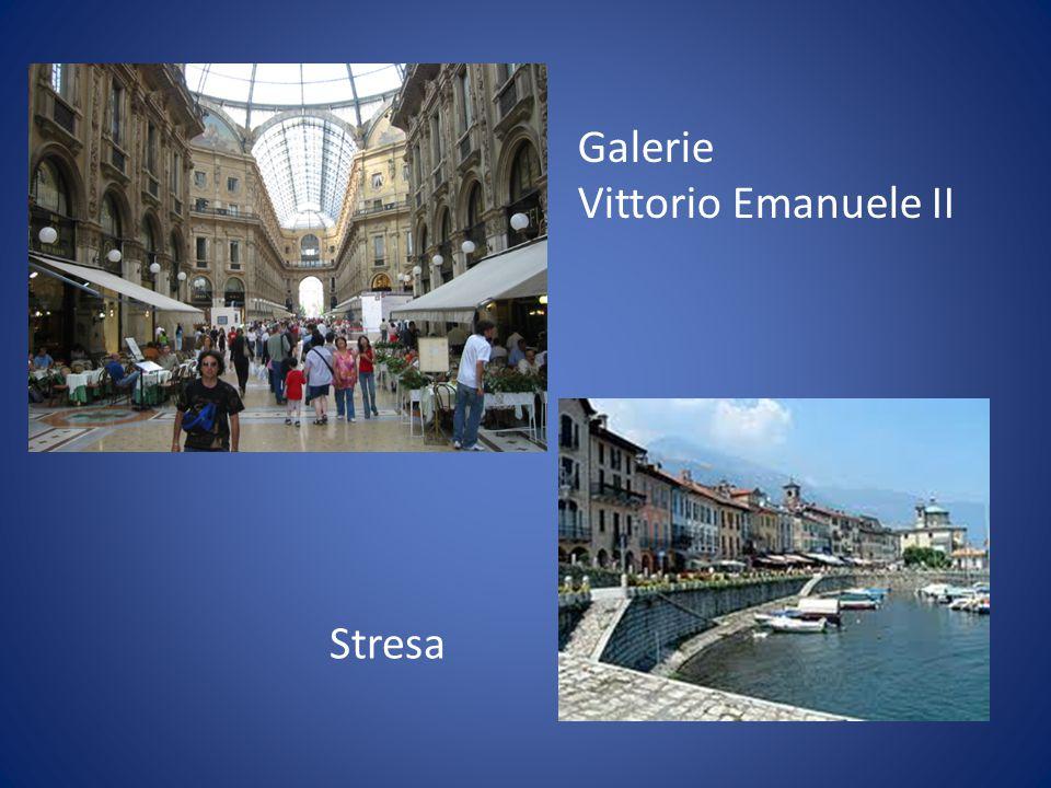 Galerie Vittorio Emanuele II Stresa