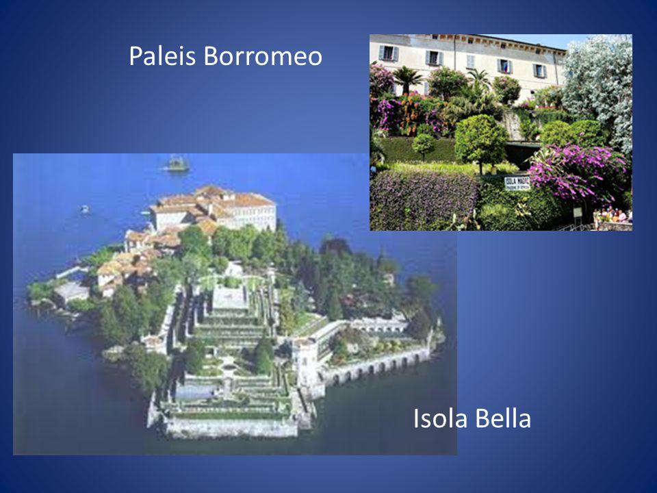 Isola Bella Paleis Borromeo