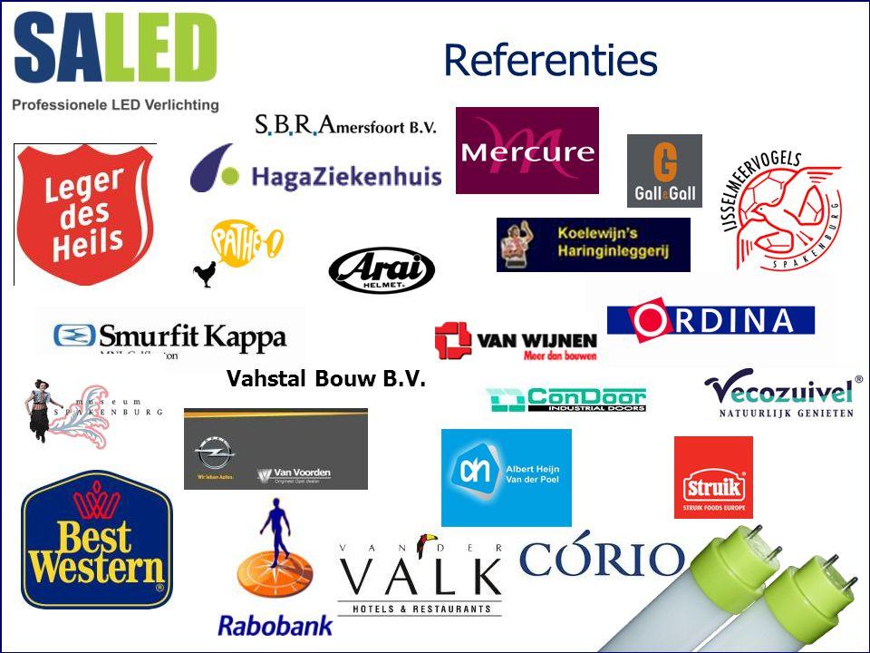 Referenties Vahstal Bouw B.V.