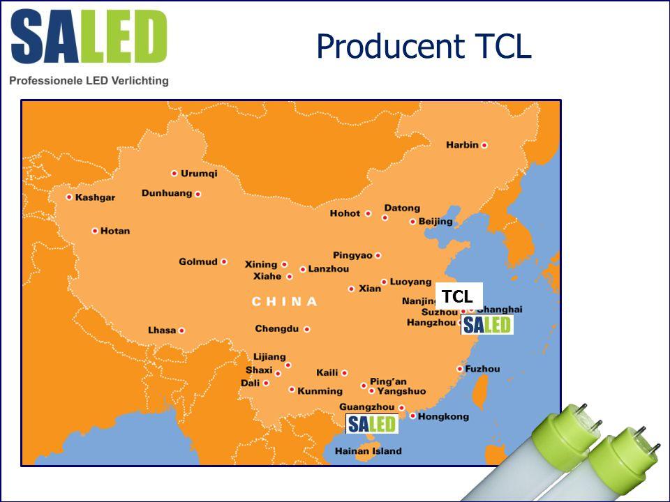 TCL LED fabriek