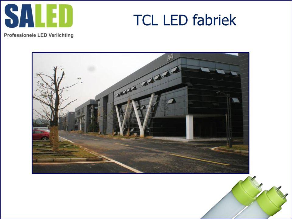 Fabriekspresentatie TCL