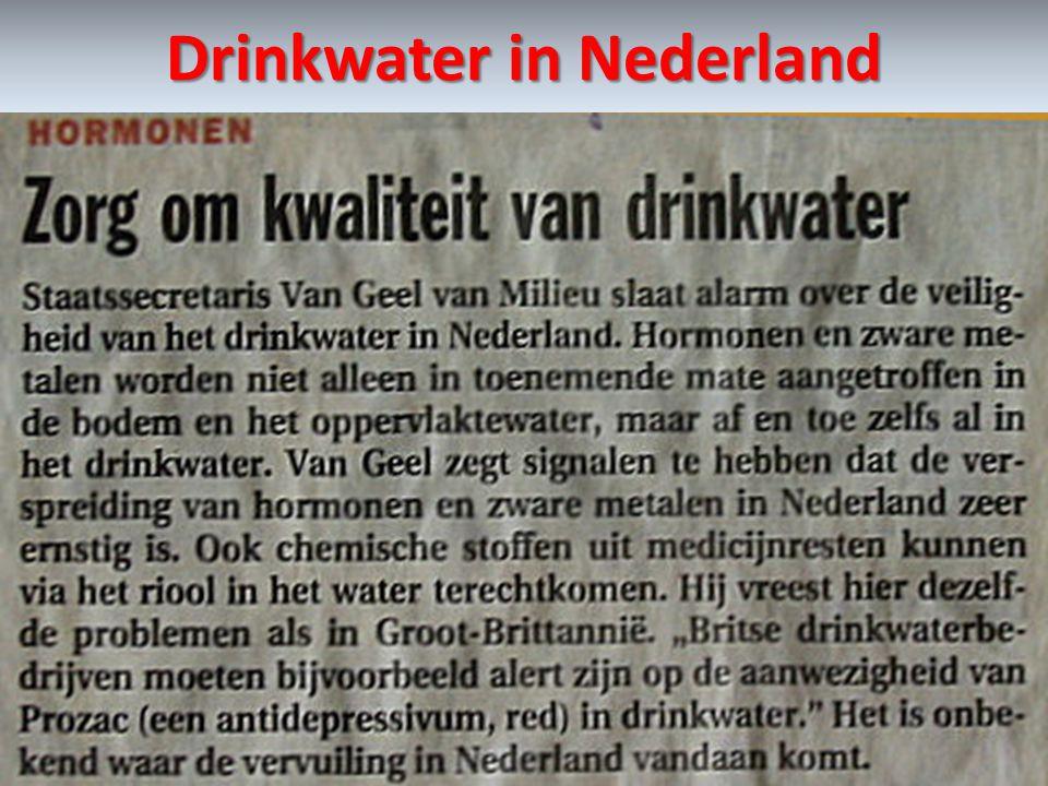 Drinkwater in Nederland
