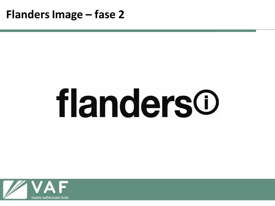 Flanders Image – fase 2