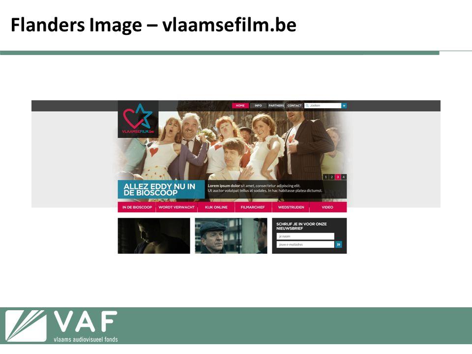 Flanders Image – vlaamsefilm.be