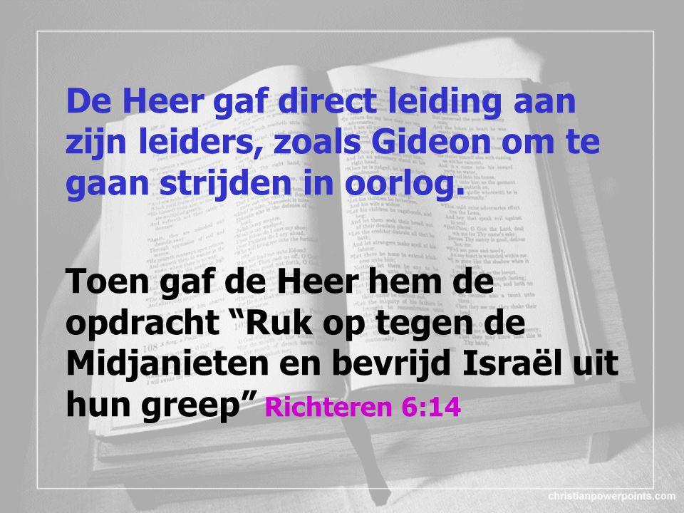 6. De ________ van de Here, leerden hoe ze moesten vechten tegen de zonde. discipelen