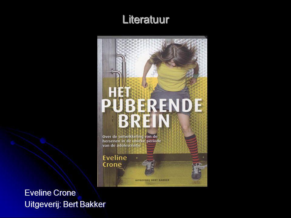 Literatuur Eveline Crone Uitgeverij: Bert Bakker