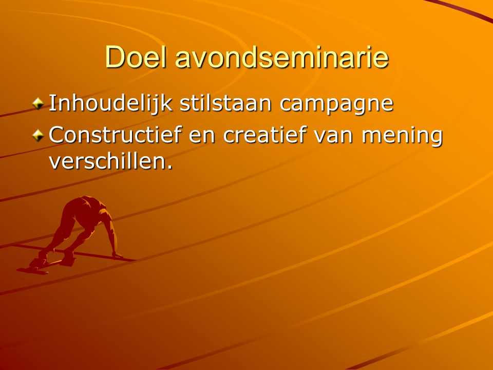 Presentaties op website www.itg.be –'Contact' 'Nieuws'