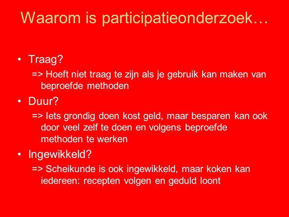 Inzichten: sociaal netwerk Netto-kansverhouding dat een bepaalde groep frequent participeert tov een referentiegroep ('.') Bron: Re-Creatief Vlaanderen